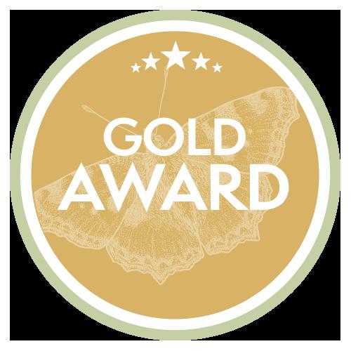 Gold Award level | Wild about Bath