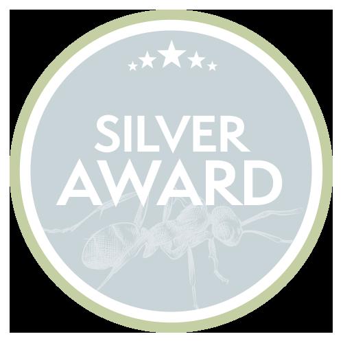 Silver Award level | Wild about Bath
