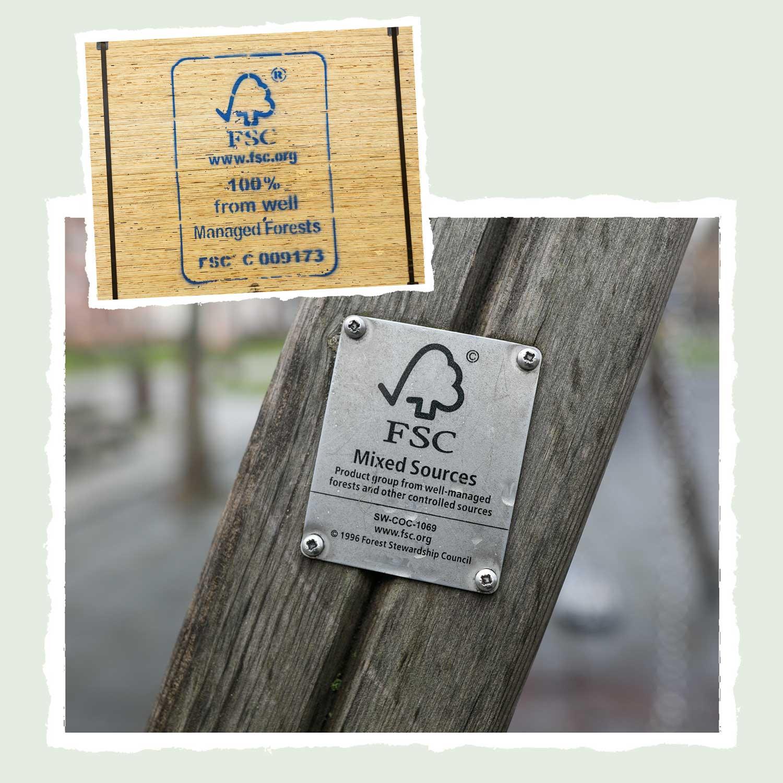 FSC wood | Wild about Bath