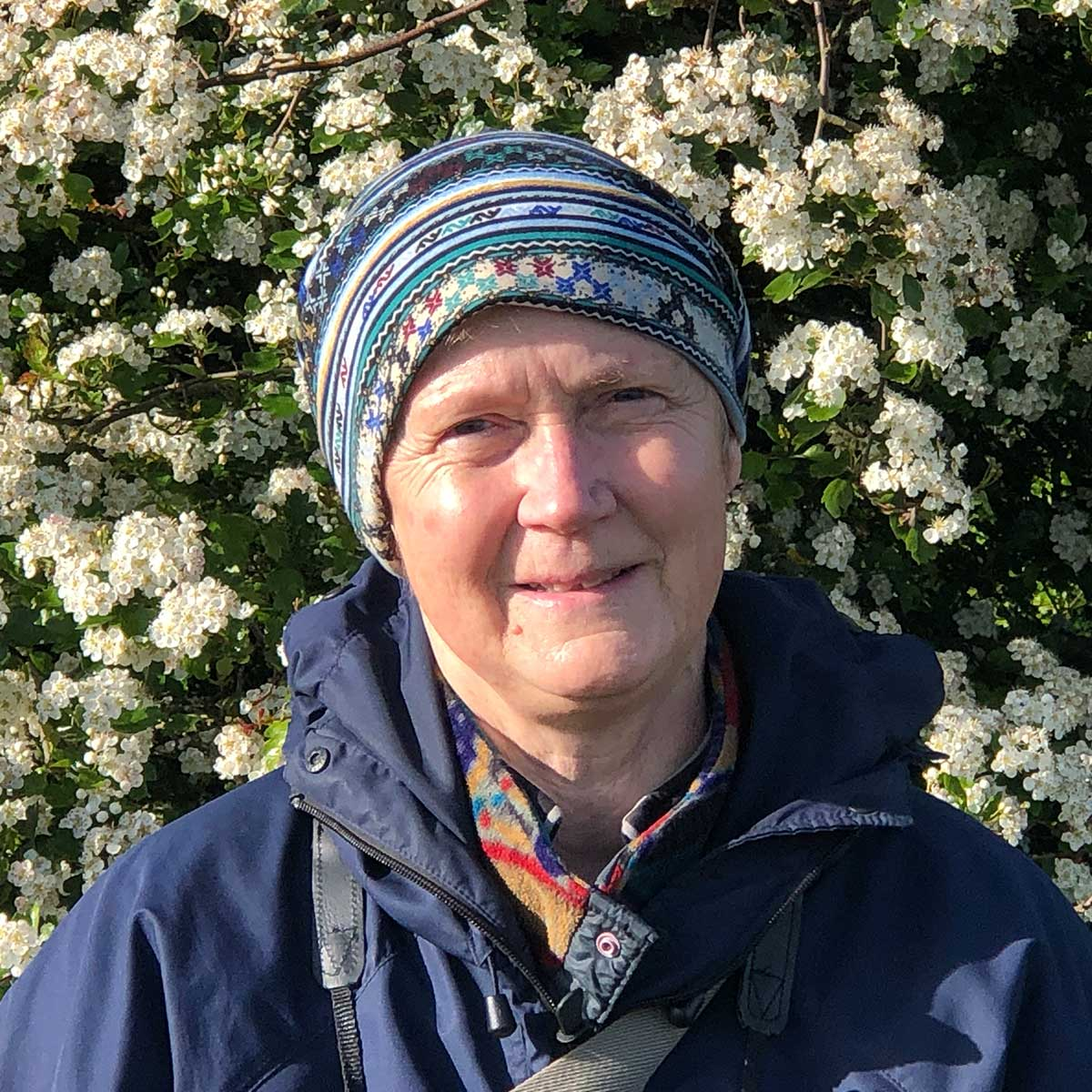 Wild about Bath founder   Ann Stuart